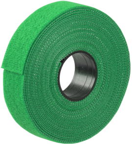 Хомут-липучка ХКл 20мм зеленый (5м/ролл) IEK