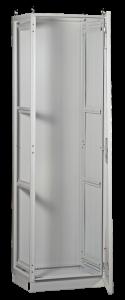 Шкаф напольный цельносварной ВРУ-1 18.60.45 IP31 TITAN IEK