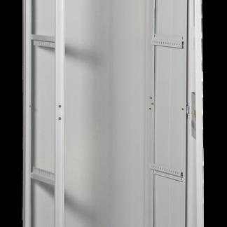 Шкаф напольный цельносварной ВРУ-1 18.60.60 IP31 TITAN IEK