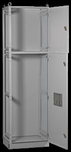 Шкаф напольный цельносварной ВРУ-2 18.60.45 IP31 TITAN IEK