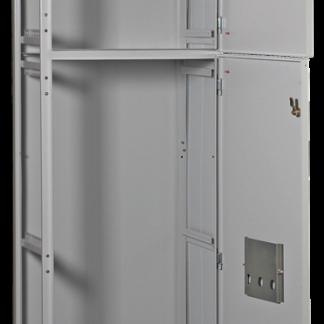 Шкаф напольный цельносварной ВРУ-2 20.60.45 IP31 TITAN IEK