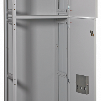 Шкаф напольный цельносварной ВРУ-2 18.60.60 IP54 TITAN IEK