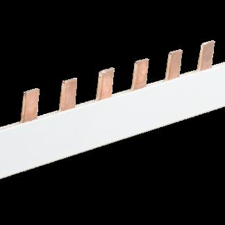 Шина соединительная типа PIN (штырь) 1Р 100А (длина 1м) IEK