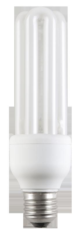 Лампа энергосберегающая КЭЛ-3U Е14 9Вт 4200К Т3 IEK