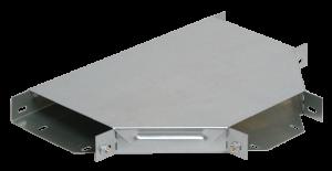 Разветвитель Т-образный 80х80 IEK