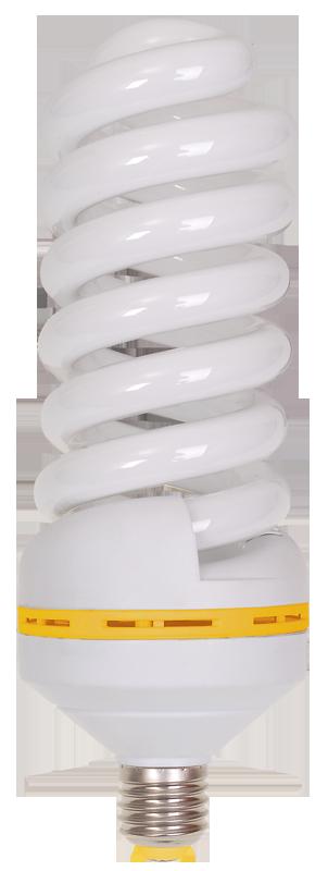Лампа энергосберегающая КЭЛ-FS спираль Е27 55Вт 6500К IEK