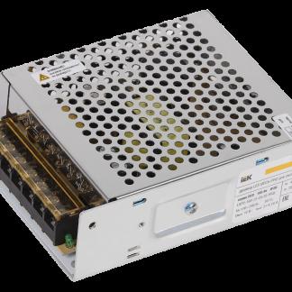 Драйвер LED ИПСН-PRO 100Вт 12В блок-клеммы IP20 блистер IEK