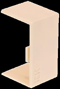 Соединитель на стык КМС 40х16 сосна IEK