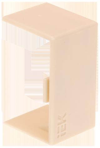 Соединитель на стык КМС 16х16 сосна IEK