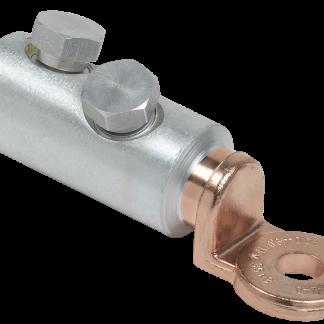 Алюминиевый механический наконечник со срывными болтами АМН 70-240 до 35кВ IEK