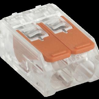 Строительно-монтажная клемма СМК 223-412 компактная IEK