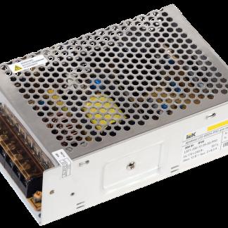 Драйвер LED ИПСН-PRO 200Вт 12В блок-клеммы IP20 IEK