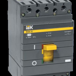 Автоматический выключатель ВА88-35 3Р 250А 35кА IEK