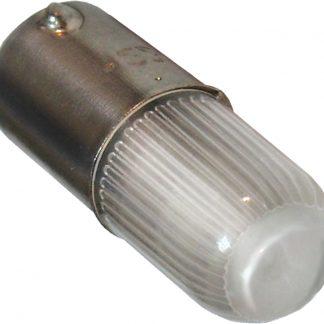 Лампа сменная зеленая неон/240В IEK