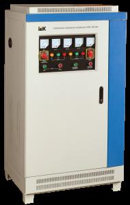 Стабилизатор напряжения СНИ3-100 кВА трехфазный IEK