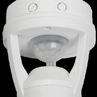 Датчик движения ДД-045 E27 60Вт 360град 6м IP20 белый IEK