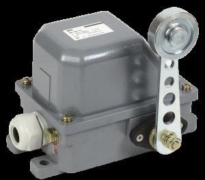 Выключатель концевой КУ-703 У1 рычаг с грузом 10А IP44 2 эл. цепи б/п IEK