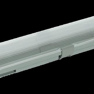 Светильник ДСП 2102 под светодиодную лампу 2хT8 600мм IP65 IEK