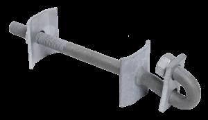 Крюк закрытый КЗ М20-250/306 (SOT101.1) IEK