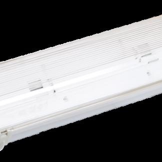 Светильник ЛСП3902А ABS/PS 2х36Вт IP65 IEK
