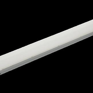 Светильник светодиодный ДСП 1306 36Вт 4500К IP65 1200мм серый пластик IEK