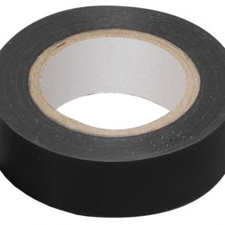 Изолента 0,18х19мм черная 20м ИЭК