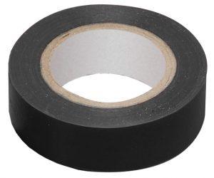 Изолента 0,13х15мм черная 20м ИЭК