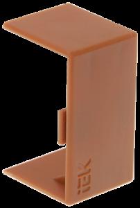 Соединитель на стык КМС 25х16 дуб IEK