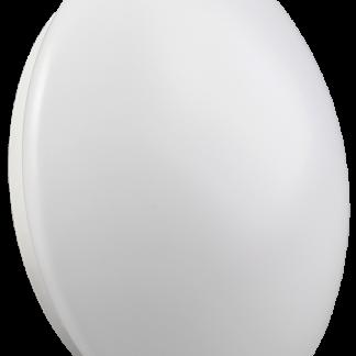 Светильник светодиодный ДПБ 1003 24Вт IP20 4000K круг белый IEK
