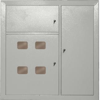 Корпус металлический ЩЭ-4-6 36 УХЛ3 IP31 IEK