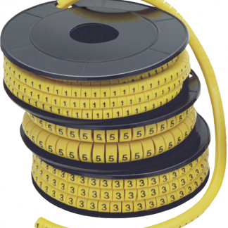"""Маркер кабельный МК1- 2,5мм символ """"2"""" (1000шт/упак) IEK"""