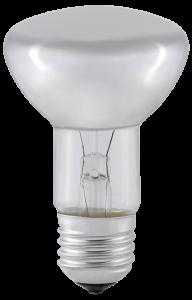 Лампа накаливания R63 рефлектор 60Вт E27 IEK