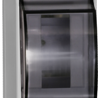 Бокс с прозрачной крышкой КМПн 2/2 для 2-х автоматических выключателей наружной установки IEK