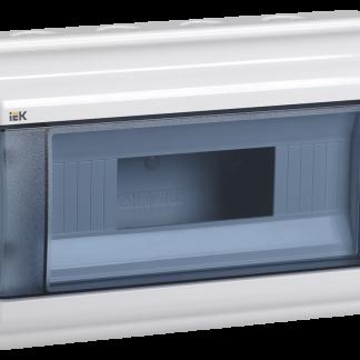 Корпус модульный пластиковый навесной КМПн-12 IP55 IEK
