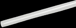 Трубка термоусаживаемая ТТУк 12,7/6,4 2:1 прозрачная с клеем (1м) IEK