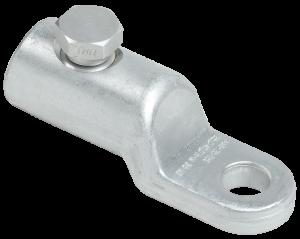 Медно-алюминиевый механический наконечник со срывными болтами АММН 35-150 до 35кВ IEK