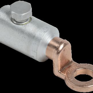Алюминиевый механический наконечник со срывными болтами АМН 25-95 до 35кВ IEK