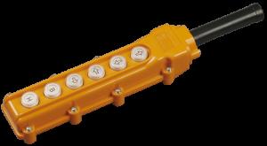 Пульт управления ПКТ-61 на 2 кнопки IP54 IEK