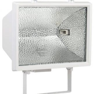 Прожектор галогенный ИО1000 IP54 белый IEK