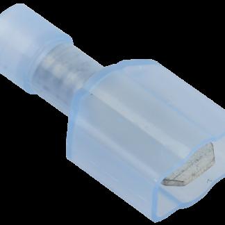 Разъем изолированный РпИп-н 2-7-0,8 плоский (100шт) IEK