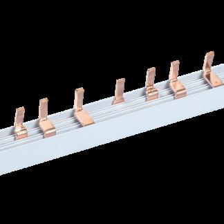 Шина соединительная типа PIN (штырь) 4Р 100А (длина 1м) IEK