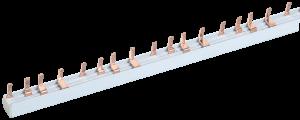 Шина соединительная типа PIN (штырь) 4Р 63А (длина 1м) IEK