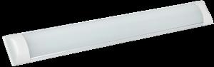 Светильник светодиодный линейный ДБО 5007 18Вт 6500К IP20 600мм алюминий IEK
