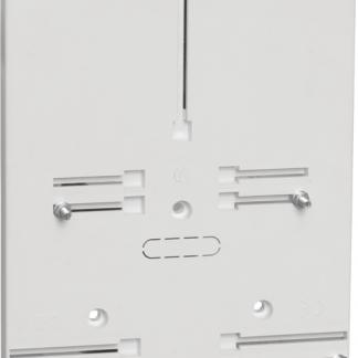Панель для установки счетчика ПУ2/0 универсальная 1-фазн. и 3-фазн. (333х201х33мм) IEK