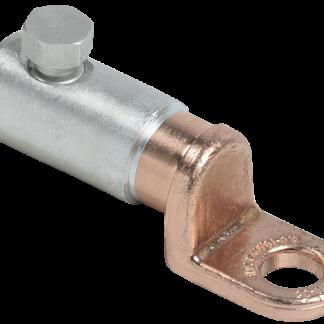 Медно-алюминиевый механический наконечник со срывными болтами АММН 10-35 до 1кВ IEK