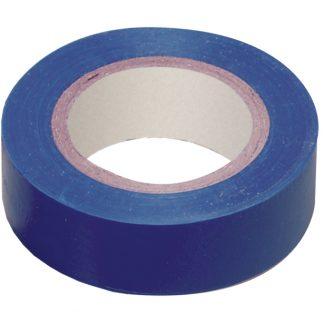Изолента 0,13х15мм синяя 20м ИЭК