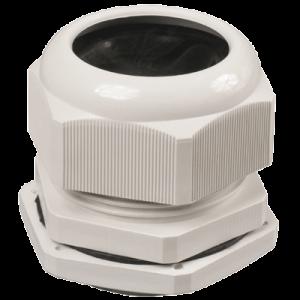 Сальник PG 9 диаметр проводника 6-7мм IP54 IEK