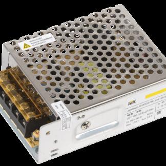 Драйвер LED ИПСН-PRO 60Вт 12В блок-клеммы IP20 IEK
