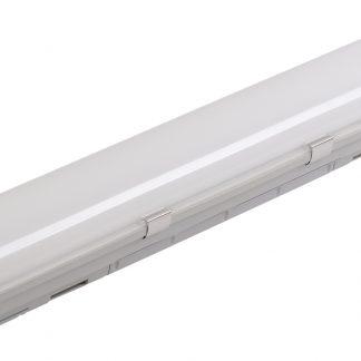 Светильник светодиодный ДСП 1302Д 20Вт IP54 серый (аналог ЛСП-2х18Вт) IEK
