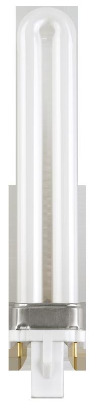 Лампа энергосберегающая КЛ-PL(U) G23 9Вт 2700К Т4 IEK